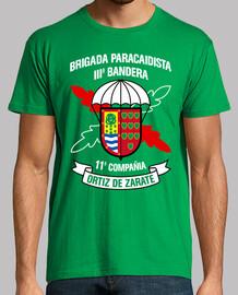 Camiseta BpacIII 11Cia mod.1