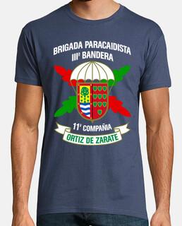 Camiseta BpacIII 11Cia mod.2