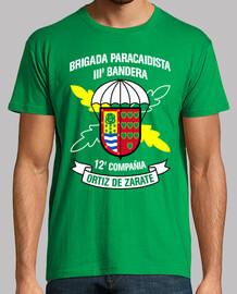 Camiseta BpacIII 12Cia mod.1