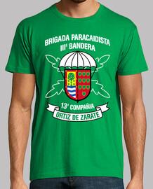 Camiseta BpacIII 13Cia mod.1