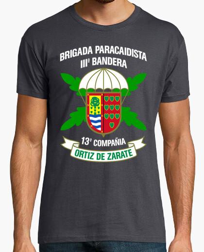 Camiseta BpacIII 13Cia mod.2