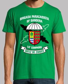 Camiseta BpacIII 14Cia mod.1