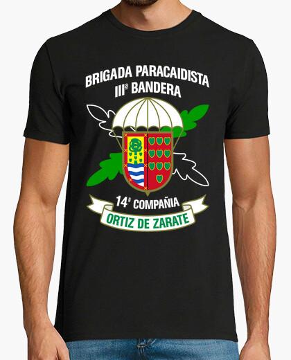 Camiseta BpacIII 14Cia mod.2