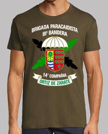 Camiseta BpacIII 14Cia mod.4