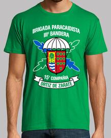 Camiseta BpacIII 15Cia mod.2