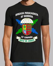 Camiseta BpacIII 15Cia mod.3