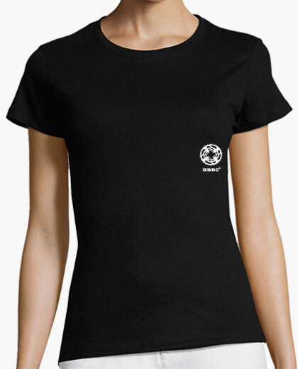 Camiseta Brave Bikers Bicycle Club Logo 0.1