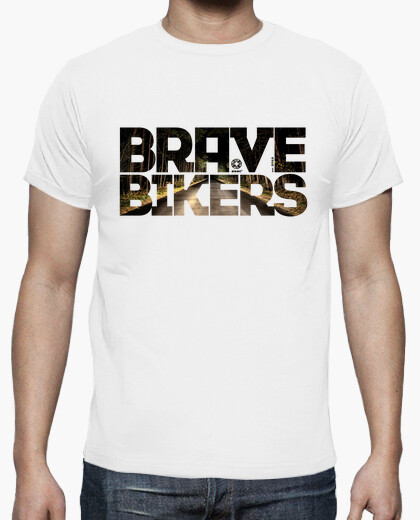 Camiseta Brave Bikers Forest Man