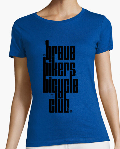 Camiseta Brave Bikers Mafia Black