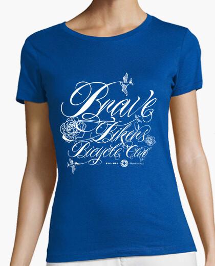 Camiseta Brave Bikers Tatto