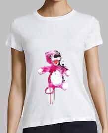 Camiseta Breaking Bad Pink Bear