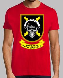 Camiseta Bripac. Calavera mod.1