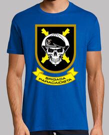 Camiseta Bripac. Calavera mod.2