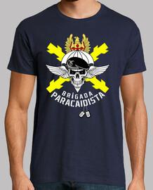 Camiseta Bripac Calavera mod.2