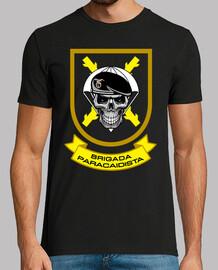 Camiseta Bripac. Calavera mod.3