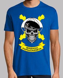 Camiseta Bripac. Calavera mod.5