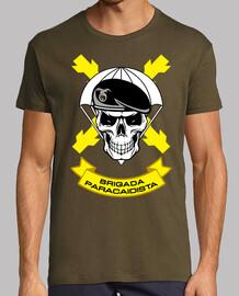 Camiseta Bripac. Calavera mod.6