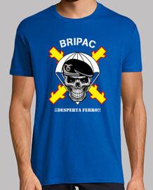 Camiseta Bripac. Desperta Ferro mod.1