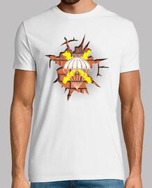 Camiseta Bripac Muro mod.2