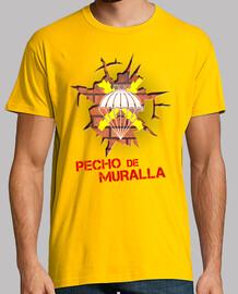 Camiseta Bripac Muro mod.6