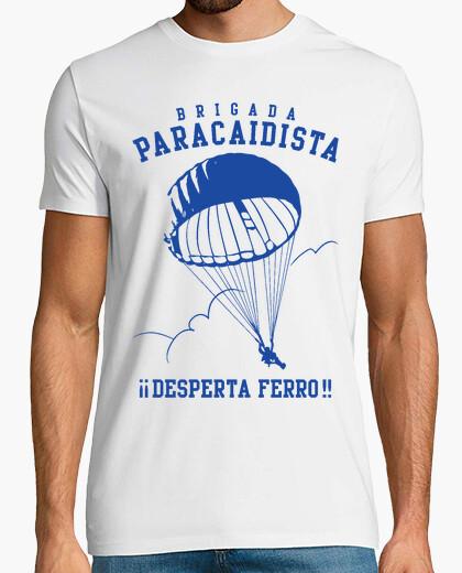 Camiseta Bripac Paracaidas mod.7