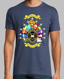 Camiseta Bripac Unidades mod.4