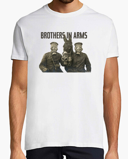 Camiseta Brothers in arms 2020