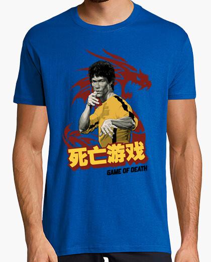 Camiseta Bruce Lee.Game of Death mod.2-2