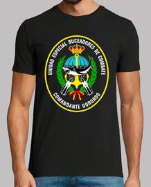 Camiseta Buceadores Combate mod.1