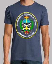 Camiseta Buceadores Combate mod.1-3