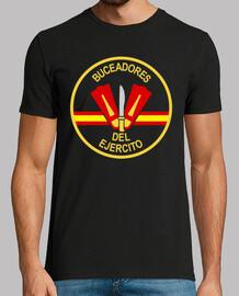 Camiseta Buceadores del Ejército mod.8