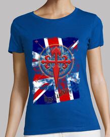 Camiseta Buen Camino Reino Unido UK