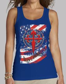 Camiseta Buen Camino USA