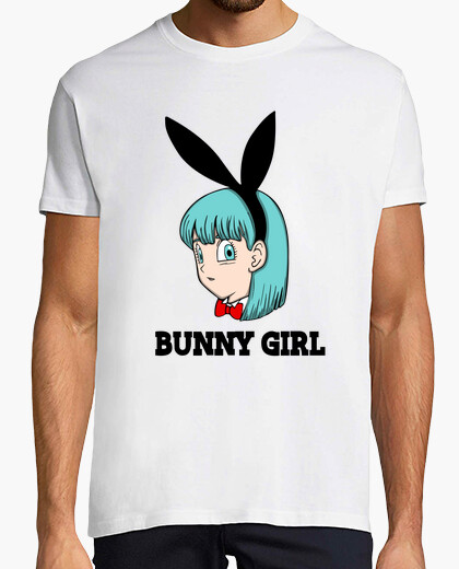 Camiseta Bunny Girl