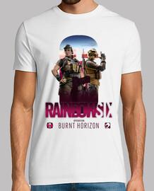 Camiseta Burnt Horizon