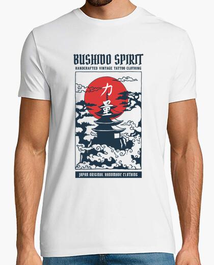 Camiseta Bushido Spirit 2