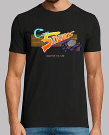 Camiseta C5D