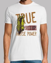 Camiseta Caballo Retro Vintage Horse