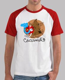 Camiseta Cacamut Old School