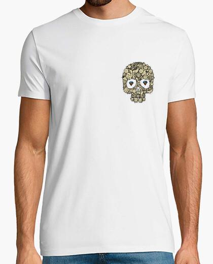 107939ad070 Camiseta calavera - nº 605576 - Camisetas latostadora