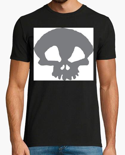 Camiseta Calavera  Calavera Terror horror...