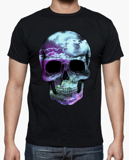 Camiseta Calavera Space !!!