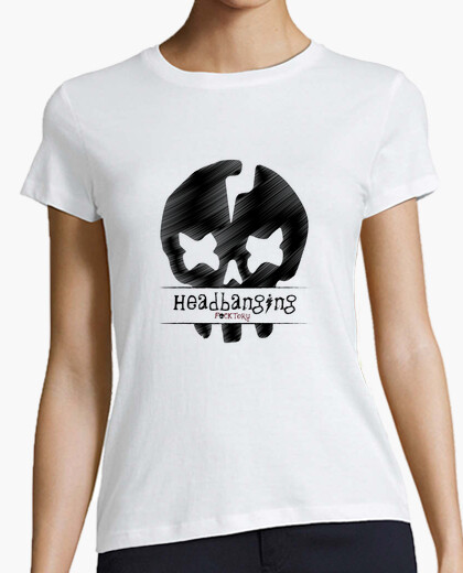 Camiseta calavera x