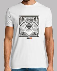 Camiseta calidad extra Mandala Basketball NBN23