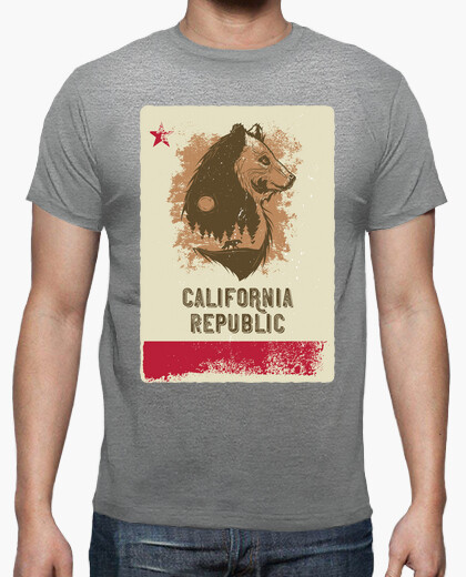 Camiseta California Republic
