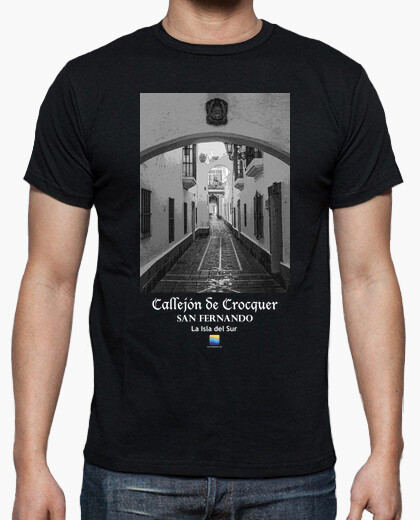 Camiseta Callejón de Crocquer. San...