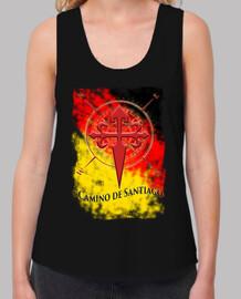 Camiseta Camino de Santiago Alemania