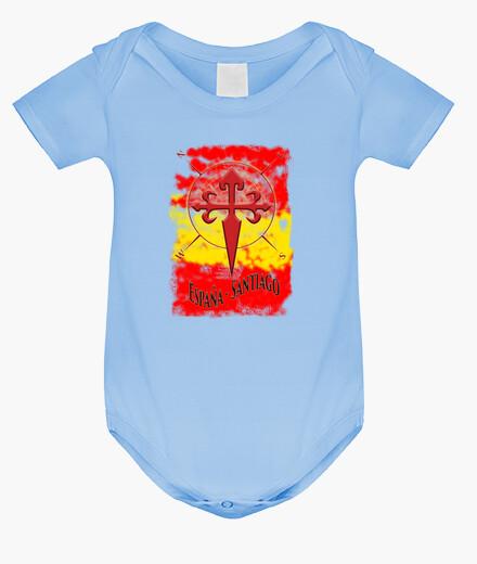 Ropa infantil Camiseta Camino de Santiago...
