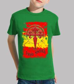 Camiseta Camino de Santiago España
