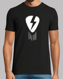 camiseta camisa de la roca